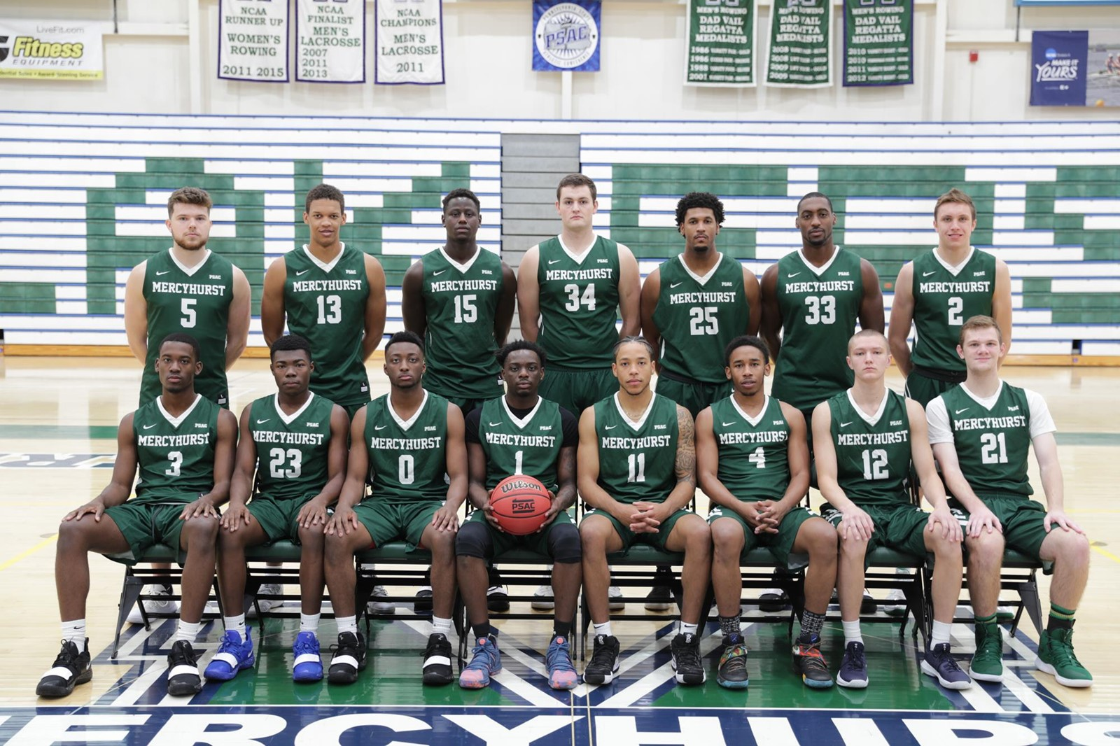 2018 2019 Men S Basketball Roster Mercyhurst University Athletics