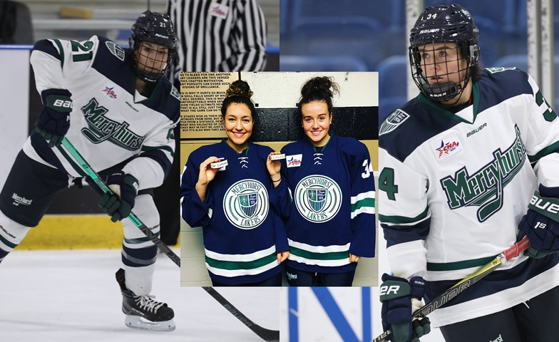 Perreault, Rheaume; Daughters of NHLers Record First Collegiate Goals Together